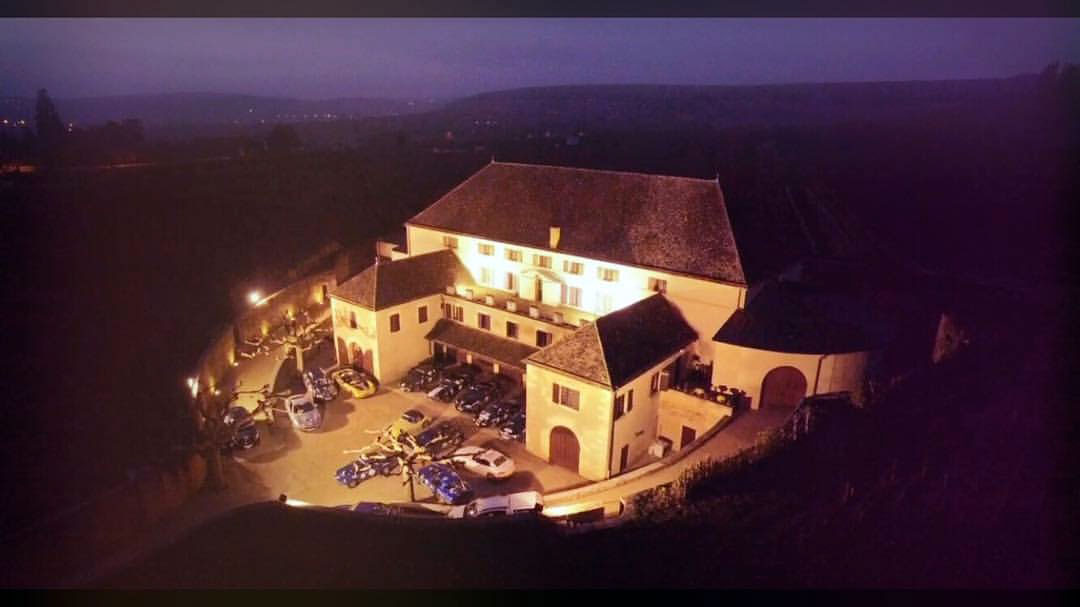 Luxury at Latour, The Beaujolais Run® 2018