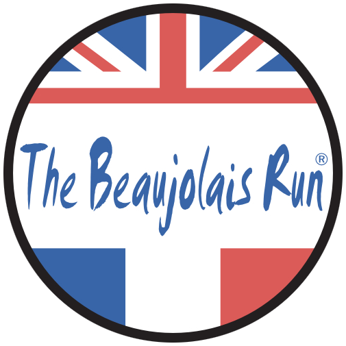 the beaujolais run logo